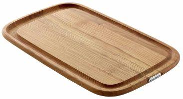 MAITRE D' Large Oak Carving Board